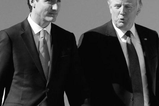 Richardson-Borne Revises Trump-Trudeau Press Conference