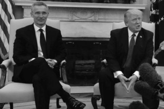 Richardson-Borne Revises Trump, Stoltenberg NATO Meeting