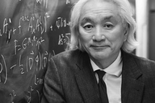 Richardson-Borne Interviews Michio Kaku