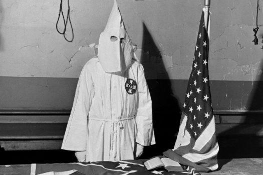 Richardson-Borne Texts with Klu Klux Klan