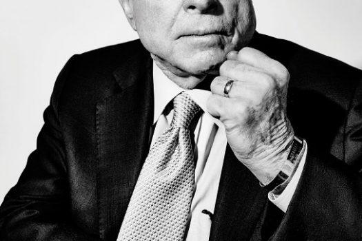 Richardson-Borne Texts with John McCain