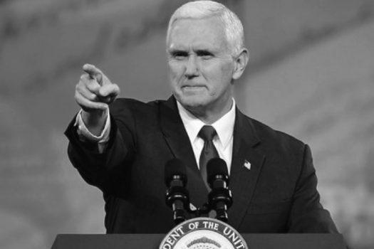 Richardson-Borne Revises VP Mike Pence's Remarks on Immigration