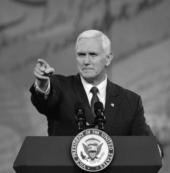 Richardson-Borne Revises VP Mike Pence's Remarks on Immigration