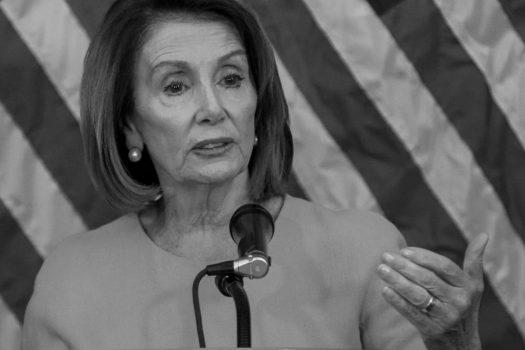 Richardson-Borne Texts with Nancy Pelosi