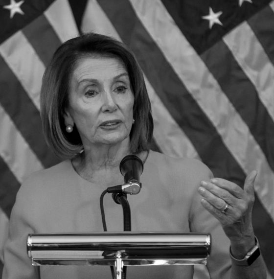 Richardson-Borne Texts with Nancy Pelosi